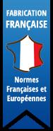 Fabrication française - Normes françaises et européennes